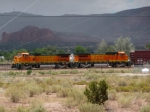 BNSF 532, 535 Local Power